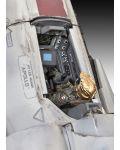 Сглобяем модел на космически кораб Revell - BSG Colonial Viper Mk. II (04988) - 6t