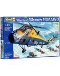 Сглобяем модел на военен хеликоптер Revell Westland - Wessex HAS Mk.3 (04898) - 2t