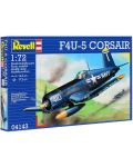 Сглобяем модел на военен самолет Revell - F4U-5 Corsair (04143) - 2t