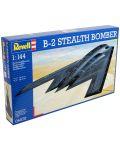 Сглобяем модел на военен самолет Revel - Northrop B-2 Bomber (04070) - 1t