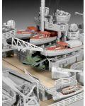 Сглобяем модел на военен кораб Revell - Battleship BISMARCK (05040) - 6t