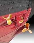 Сглобяем модел на пътнически кораб Revell - R.M.S. TITANIC (05210) - 4t