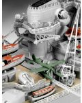 Сглобяем модел на военен кораб Revell - Battleship BISMARCK (05040) - 4t