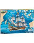 Сглобяем модел на кораб Revell - Batavia (05728) - 1t