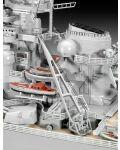 Сглобяем модел на военен кораб Revell - Battleship BISMARCK (05040) - 7t
