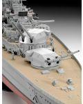 Сглобяем модел на военен кораб Revell - Battleship BISMARCK (05040) - 3t