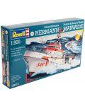 Сглобяем модел на кораб Revell - DGzRS Hermann Marwede (05812) - 3t