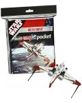 Сглобяем модел на космически кораб Revell Easykit Pocket STAR WARS - ARC-170 Fighter (06722) - 2t