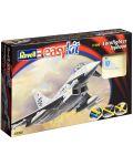 Сглобяем модел на изтребител Revell Easykit - Eurofighter (06625) - 2t