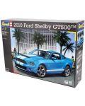 Сглобяем модел на автомобил Revell -2010 Ford Shelby GT500 (07089) - 5t