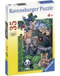 Пъзел Ravensburger от 35 части - Животинско царство - 1t