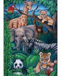 Пъзел Ravensburger от 35 части - Животинско царство - 2t