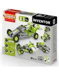 Конструктор Engino Inventor - 8 модела коли - 1t