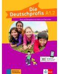1 Die Deutschprofis A1.2 Kurs- und Ubungsbuch+online audios und clips - 1t
