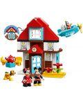 Конструктор Lego Duplo - Mickey's Vacation House (10889) - 2t