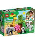 Конструктор Lego Duplo - Baby Animals (10904) - 3t