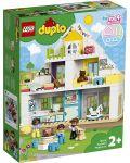 Конструктор Lego Duplo Town - Модулна къща за игри (10929) - 1t