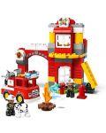 Конструктор Lego Duplo - Fire Station (10903) - 2t