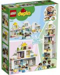 Конструктор Lego Duplo Town - Модулна къща за игри (10929) - 2t