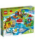 Конструктор Lego Duplo - Около света (10805) - 1t