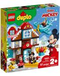 Конструктор Lego Duplo - Mickey's Vacation House (10889) - 5t