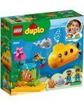 Конструктор Lego Duplo - Submarine Adventure (10910) - 3t