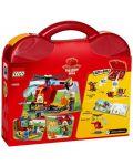 Конструктор Lego Juniors - Пожарникарски куфар (10685) - 3t
