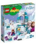 Конструктор Lego Duplo - Леденият замък на Елза (10899) - 1t