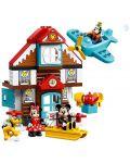 Конструктор Lego Duplo - Mickey's Vacation House (10889) - 3t