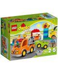 Конструктор Lego Duplo - Влекач (10814) - 1t