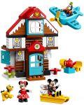 Конструктор Lego Duplo - Mickey's Vacation House (10889) - 4t