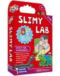 Комплект за експерименти Galt - Лаборатория за желе и слузести създания - 1t