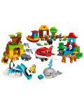 Конструктор Lego Duplo - Около света (10805) - 4t