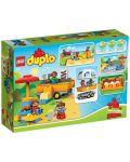 Конструктор Lego Duplo - Приключение с каравана (10602) - 3t