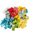 Конструктор Lego Duplo - Луксозна кутия с тухлички (10914) - 2t