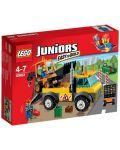 Lego Juniors: Камион за ремонт на пътища (10683) - 1t
