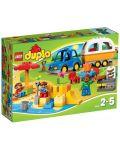 Конструктор Lego Duplo - Приключение с каравана (10602) - 1t
