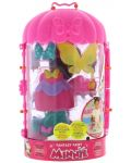 Кукла IMC Toys Disney - Мини Маус, фея, 15 cm - 3t