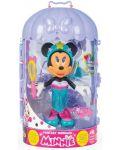 Кукла IMC Toys Disney - Мини Маус, русалка, 15 cm - 1t