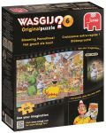 Пъзел Jumbo Wasgij от 500 части - Изумителен цъфтеж - 1t