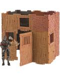 Комплект фигурки Jazwares Fortnite - Builder Set, с фигурка Black Knight, 40 части - 2t