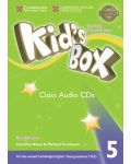 Kid's Box Updated 2ed. 5 Audio CD (3) - 1t