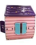 Детска градинска къща за игра Starplast - Unicorn Grand House - 3t