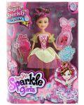 Кукла Funville Sparkle Girlz - Балерина Super Sparkly, 27 cm, асортимент - 4t