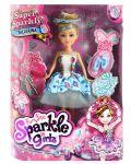 Кукла Funville Sparkle Girlz - Балерина Super Sparkly, 27 cm, асортимент - 2t