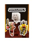Стикери GB eye Minecraft - Monsters  - 1t