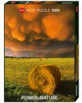 Пъзел Heye от 1000 части - Разразяваща се буря, Силата на Природата - 1t