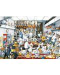 Пъзел Heye от 1500 части - Bon apetit!, Роже Блашон - 2t