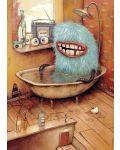 Пъзел Heye от 1000 части - И чудовищата взимат вана, Зозовил - 2t