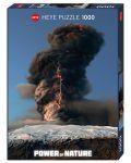 Пъзел Heye от 1000 части - Черен облачен вихър, Силата на Природата - 1t